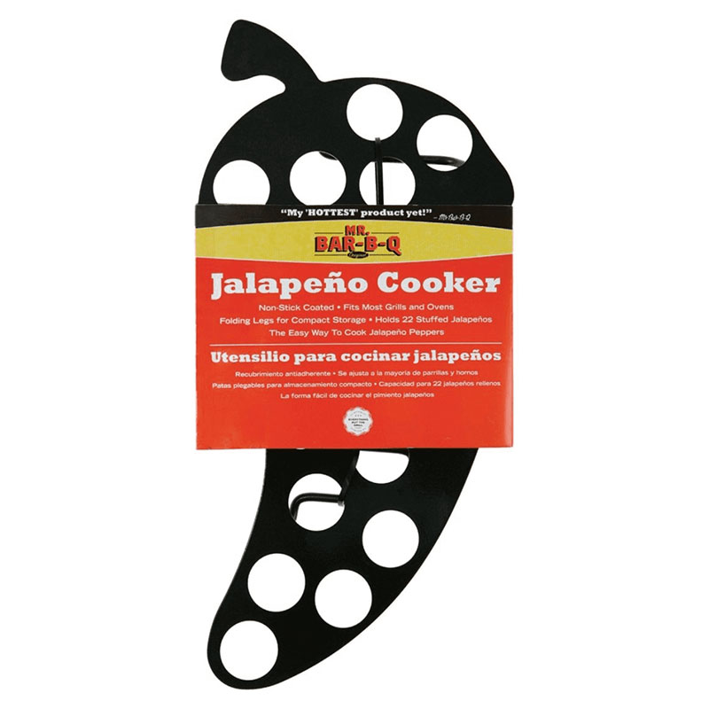 Mr. Bar-B-Q Jalapeno Cooker - Gebo's