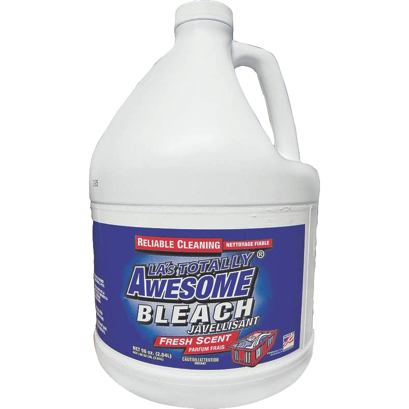 96 Oz. LA's Totally Awesome Fresh Scent Bleach  - Gebo's