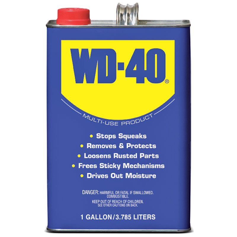 1 Gal. WD-40 Lubricant - Gebo's