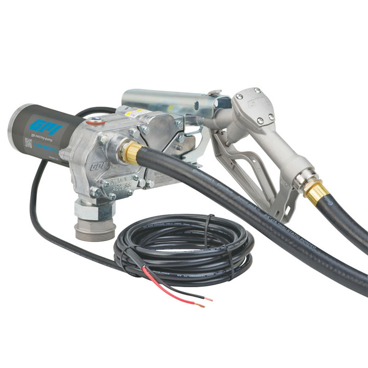 12V 15 GPM Fuel Transfer Pump - Gebo's