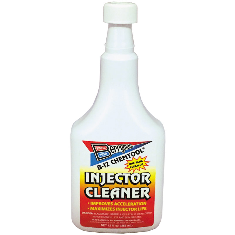 12 Oz. B-12 Chemtool Injector Cleaner Fuel Treatment - Gebo's