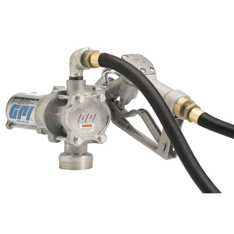 Fuel Transfer Pump - Gebo's