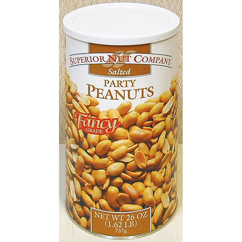 Superior Nut Party Peanut 26oz - Gebo's