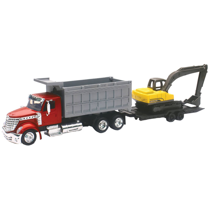 TRUCK CONSTRUCTION 1:43 ASST 3 - Gebo's