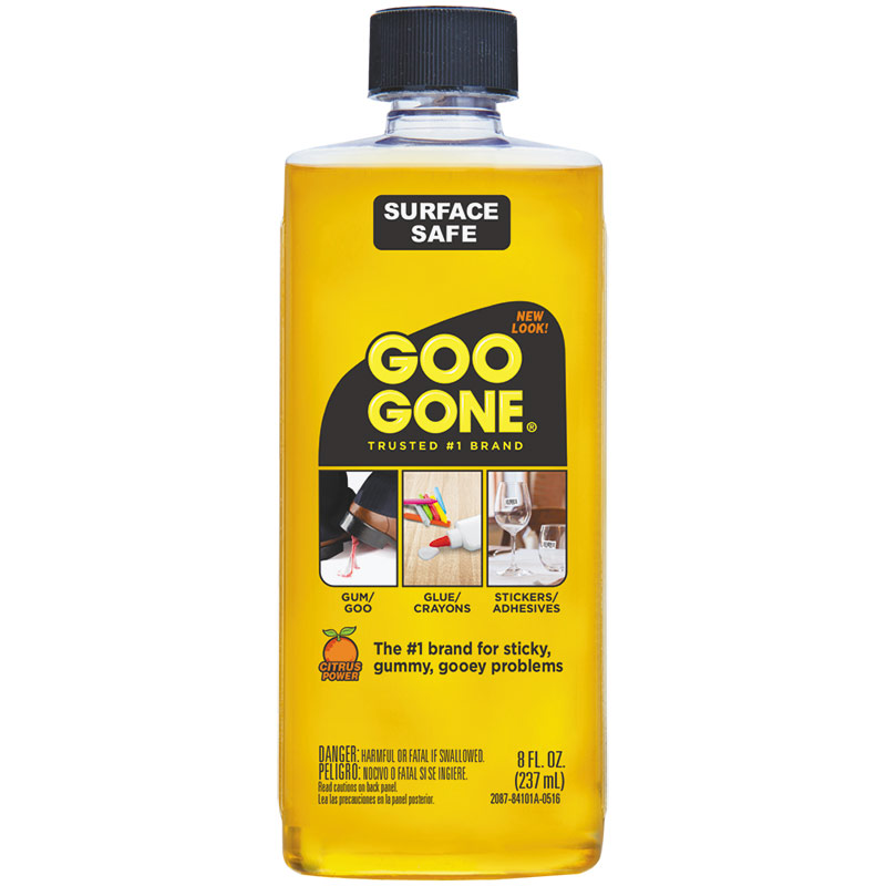 8 Oz. Goo Gone Products Original Surface Cleaner - Gebo's