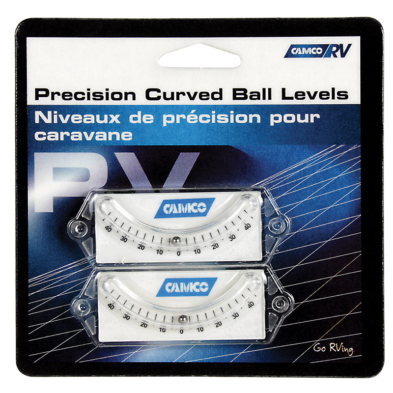 RV Precision Curved Ball Levels - Gebo's