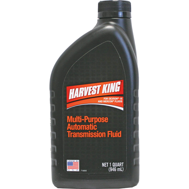 1 Qt. Harvest King Multi-Purpose Automatic Transmission Fluid - Gebo's