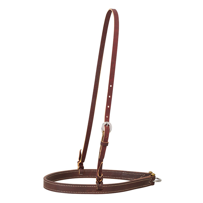 Weaver Leather Working Tack Noseband - Gebo's
