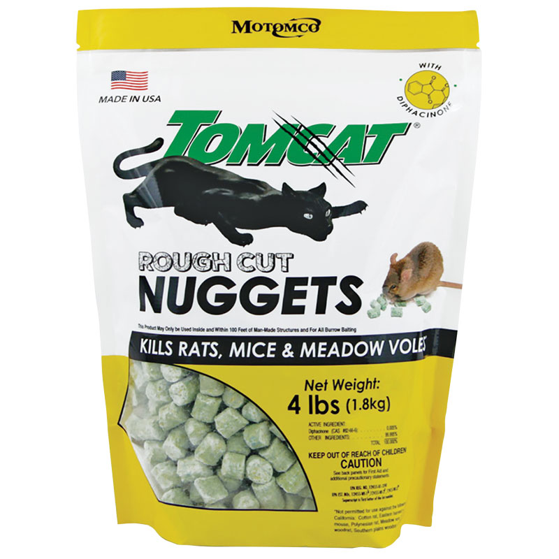 4 Lb. Tomcat® Rough Cut Nuggets - Gebo's