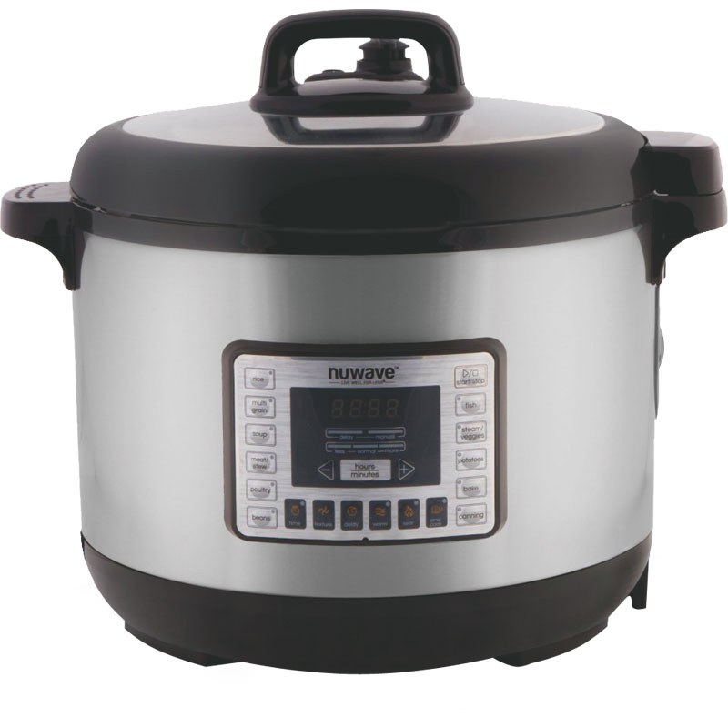 13 Qt. Nuwave® Electric Pressure Cooker - Gebo's