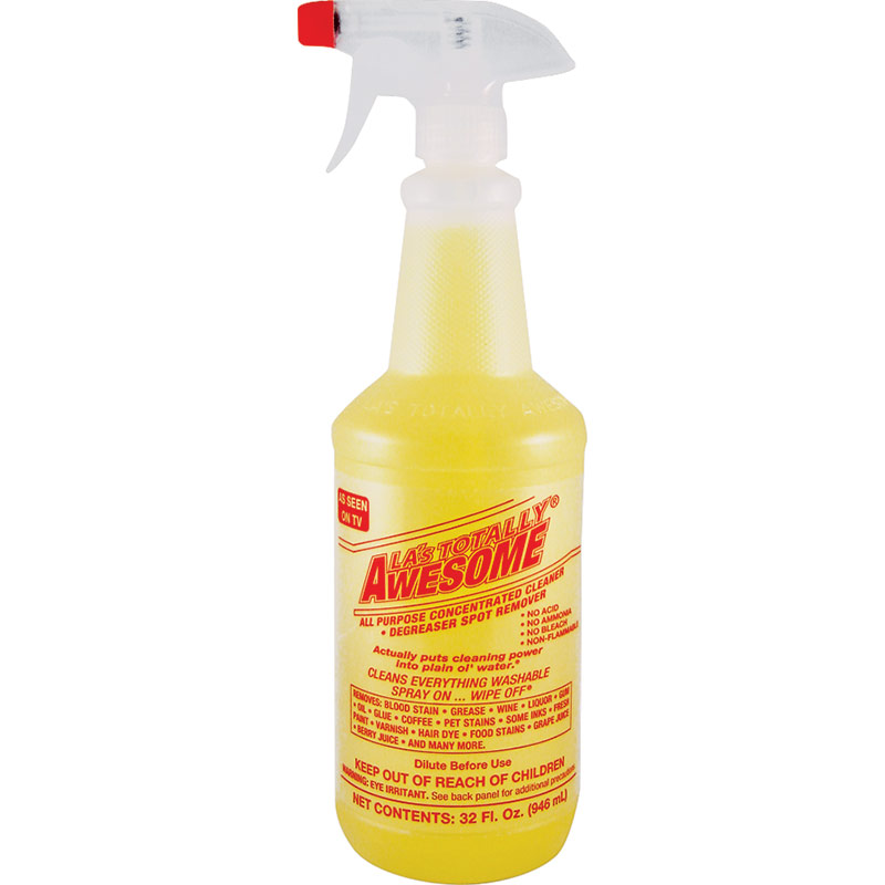32 Oz. LA's Totally Awesome All-Purpose Cleaner & Degreaser - Gebo's