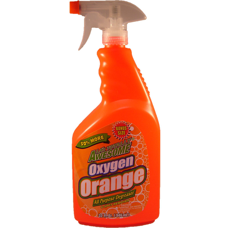 32 Oz. LA's Totally Awesome Oxygen Orange Degreaser - Gebo's