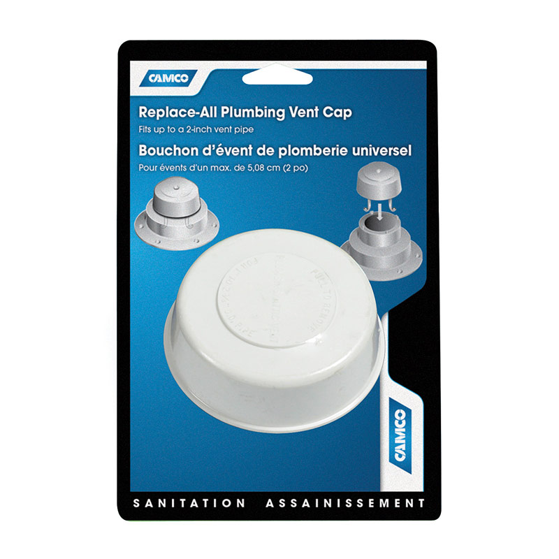Replace-All Plumbing Vent Cap - Gebo's