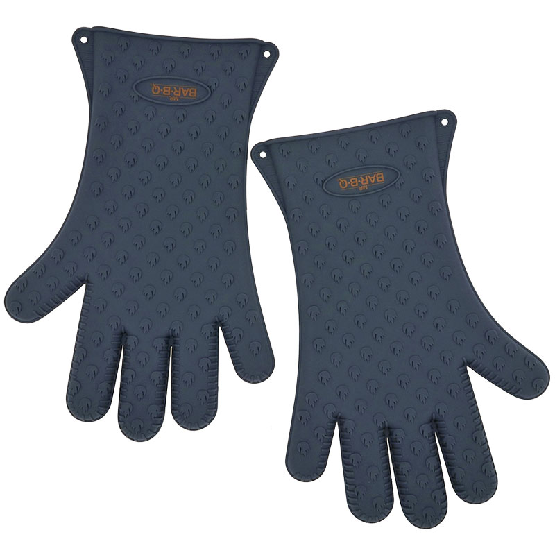BBQ Silicone Gloves Pair - Gebo's