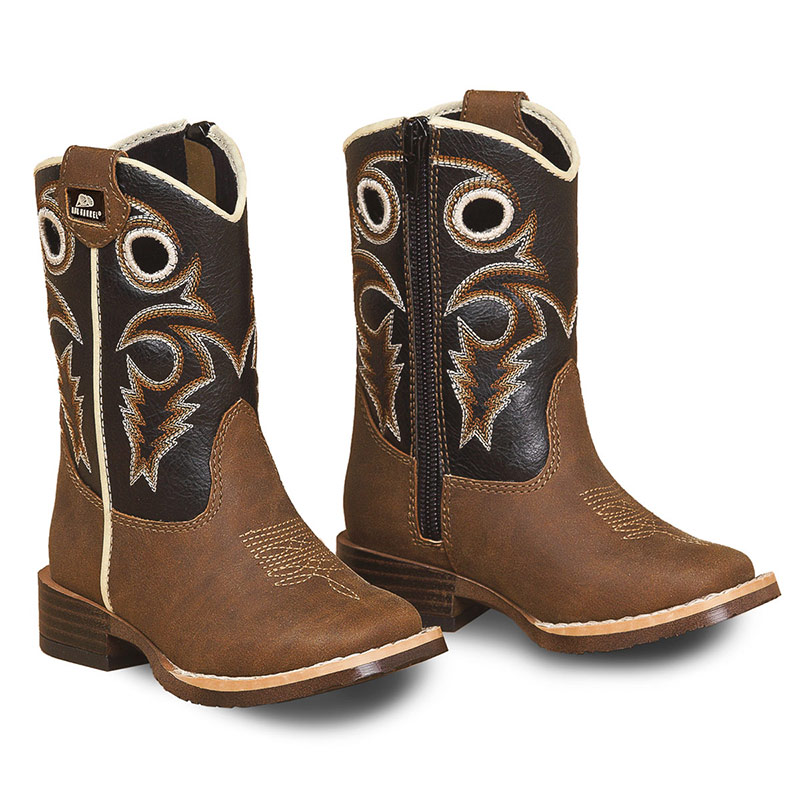 Toddlers' Trace Brown Boot - Gebo's