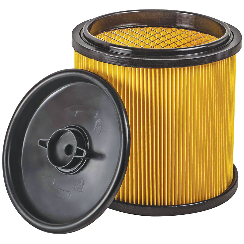 Standard Cartridge Filter & Retainer - Gebo's