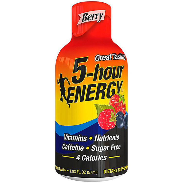 5 Hour Energy Berry - Gebo's