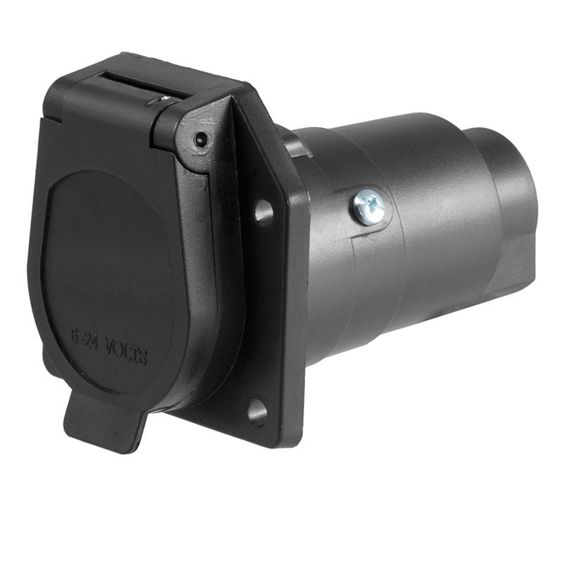 7-Way RV Blade Connector Socket - Gebo's