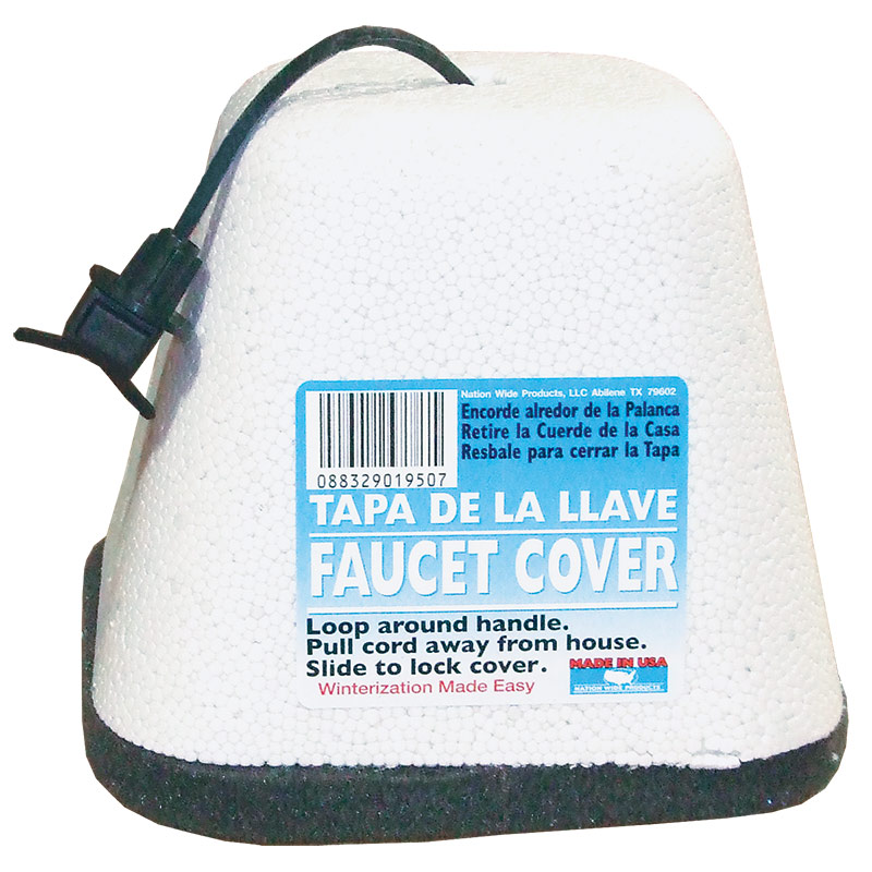 Exterior Faucet Cover - Gebo's