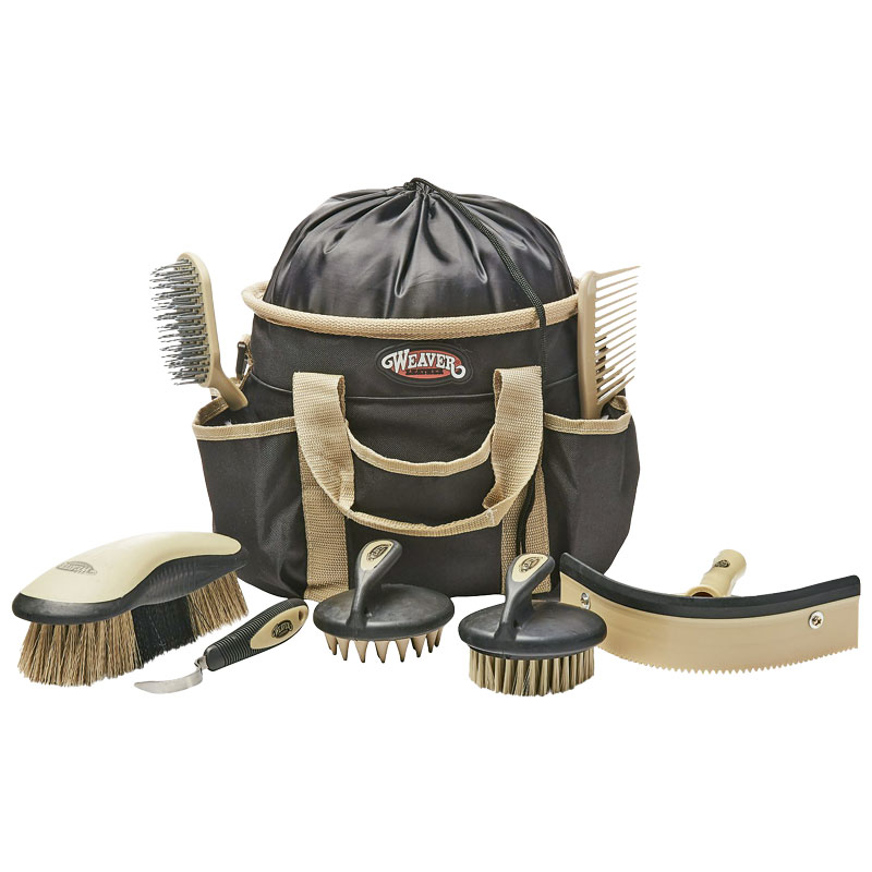Weaver® 7 Pc. Horse Grooming Kit - Gebo's