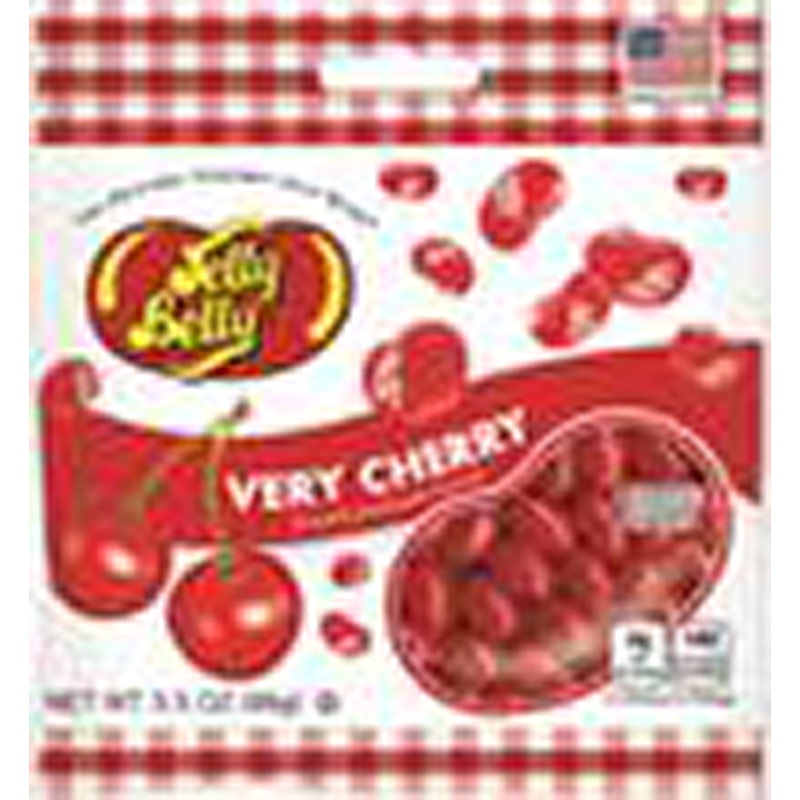 3.5 Oz. Jelly Belly Beananza Very Cherry - Gebo's