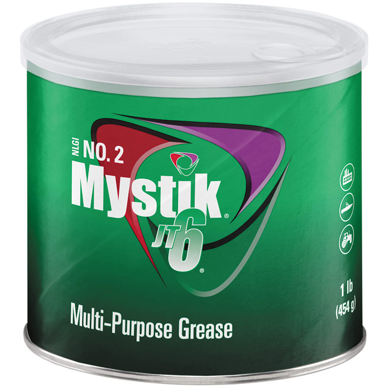 1 Lb. Mystik JT-6 Multi-Purpose Grease - Gebo's