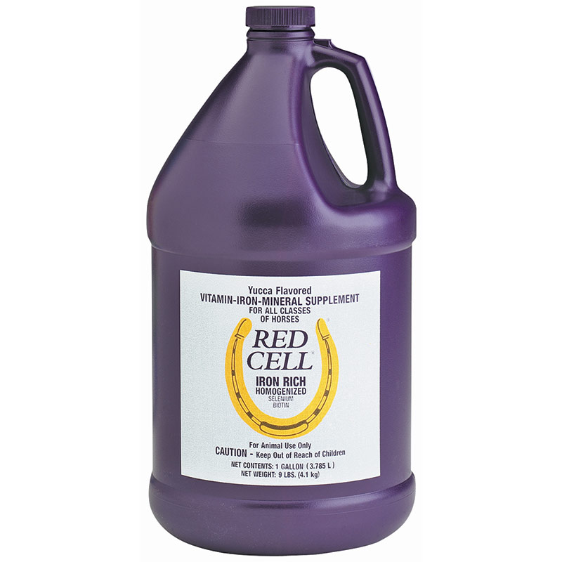 1 Gal. Farnam Red Cell Horse Supplement - Gebo's