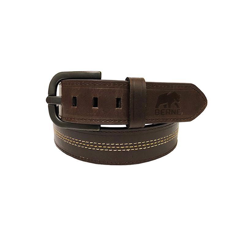 7517500-200 Berne Men/'s Genuine Leather Belt