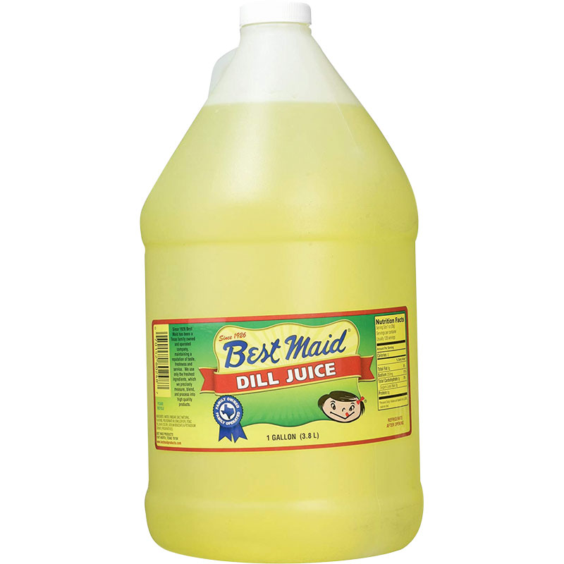 BEST MAID PICKLE JUICE 1 GALLON - Gebo's