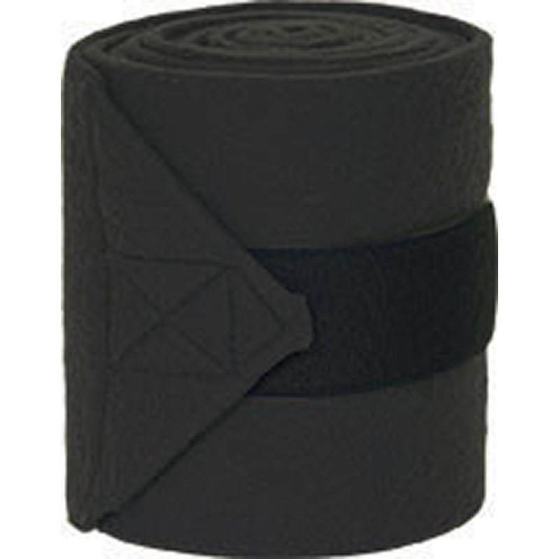 Mustang Manufacturing Polo Wraps - Black - Gebo's