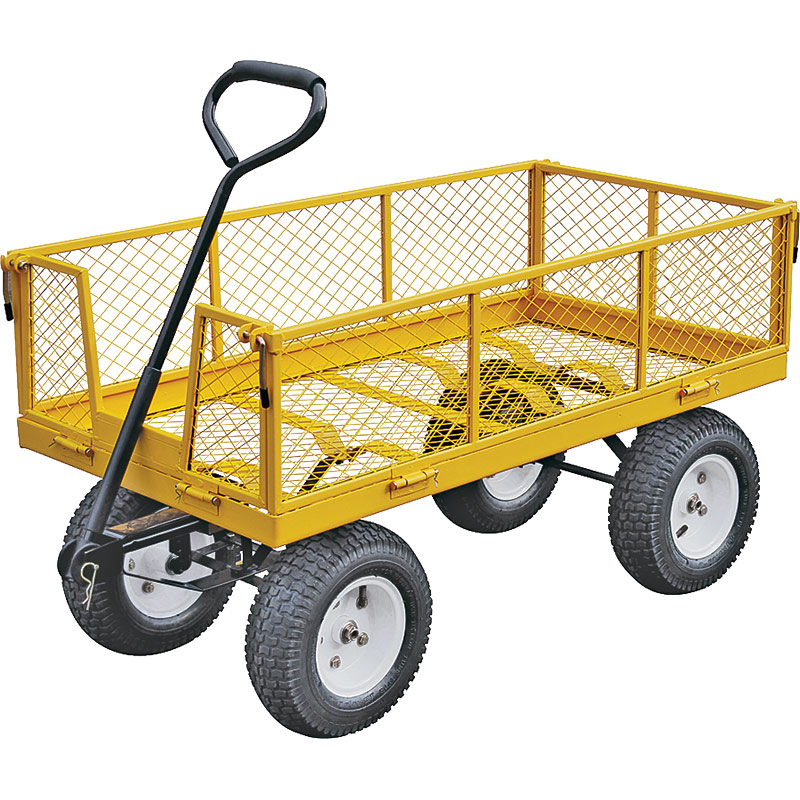 Wheelbarrows & Carts & Accessories