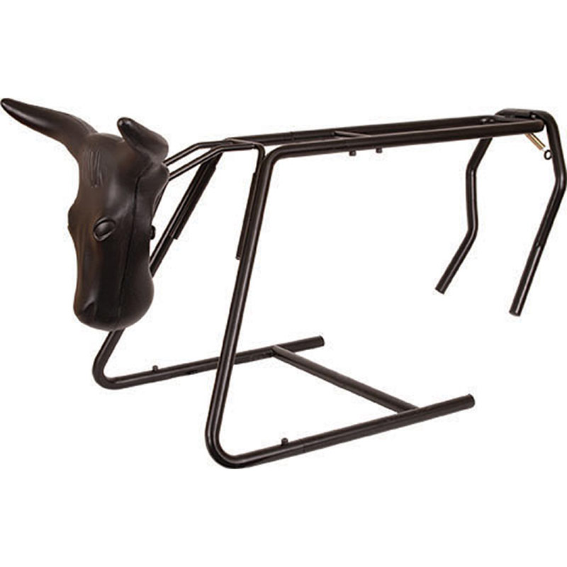 Mustang Manufacturing Collapsible Roping Dummy Stand - Gebo's