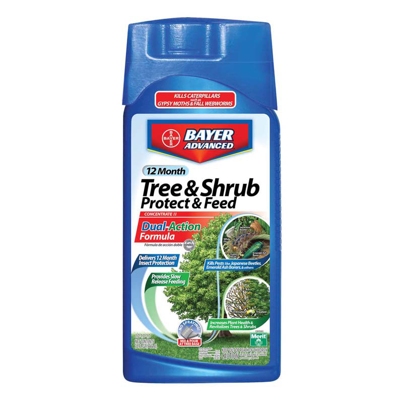 32 Oz. Bayer Tree & Shrub Insecticide - Gebo's
