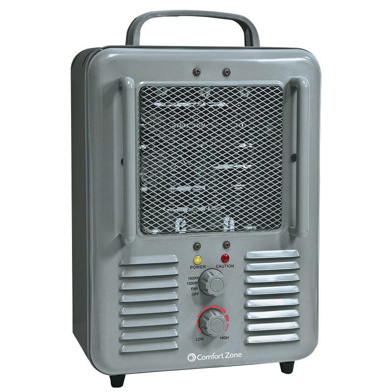 Comfort Zone Electric Heater - Gebo's