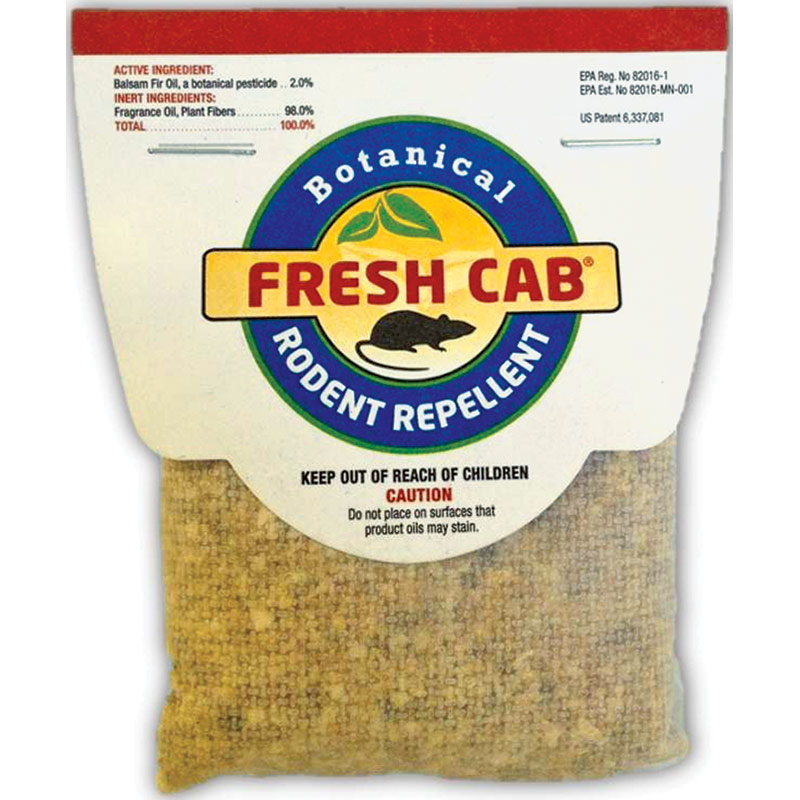 1 Pk. Earth Kind Fresh Cab Botanical Rodent Repellent - Gebo's