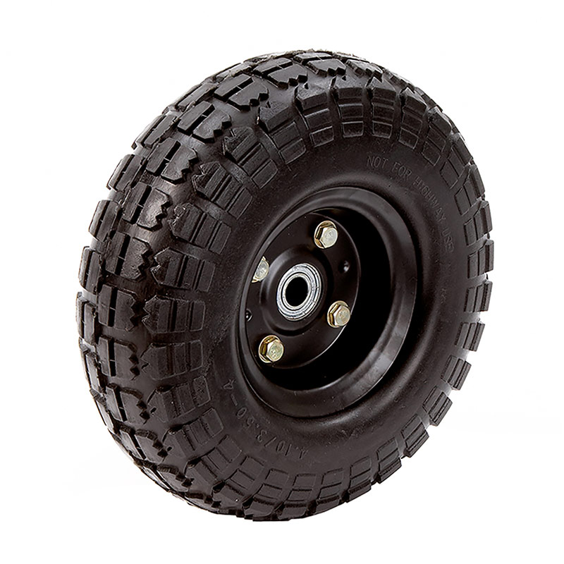 "10"" Farm & Ranch No-Flat Replacement Turf Tire - Gebo's"