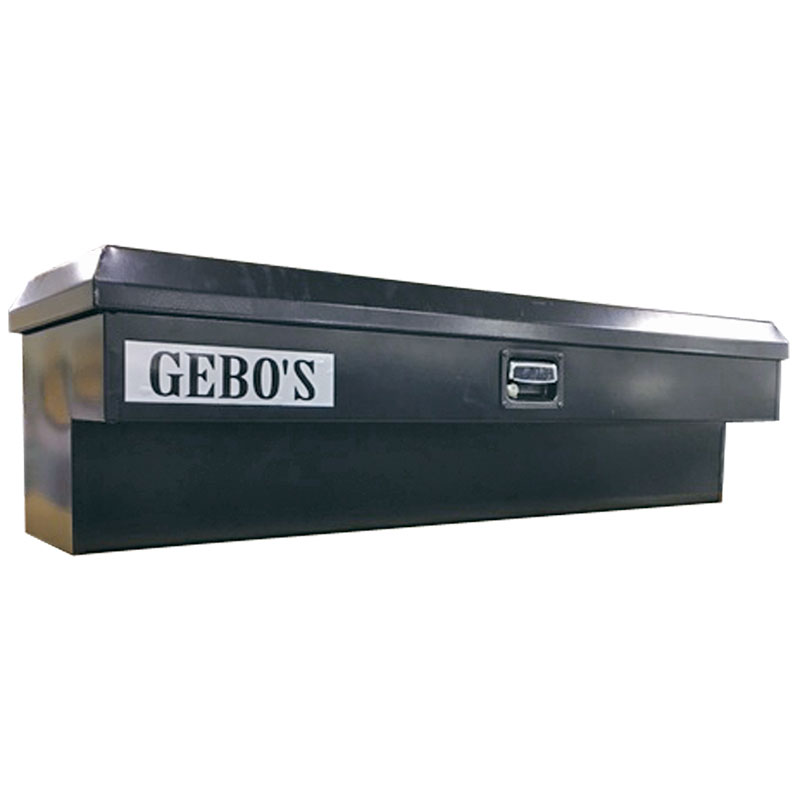 "48"" Side Mount Tool Box - Gebo's"