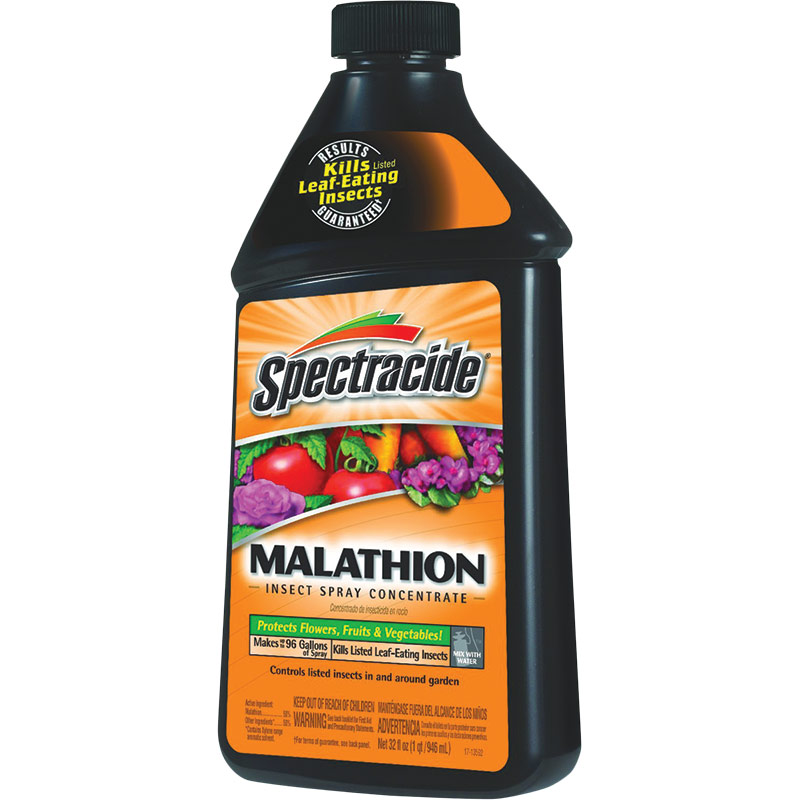 32 Oz. Spectracide Malathion Insect Spray Concentrate - Gebo's