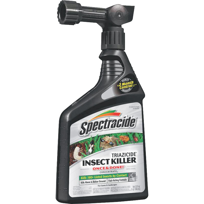 32 Oz. Spectracide Triazicide Insect Killer Concentrate - Gebo's