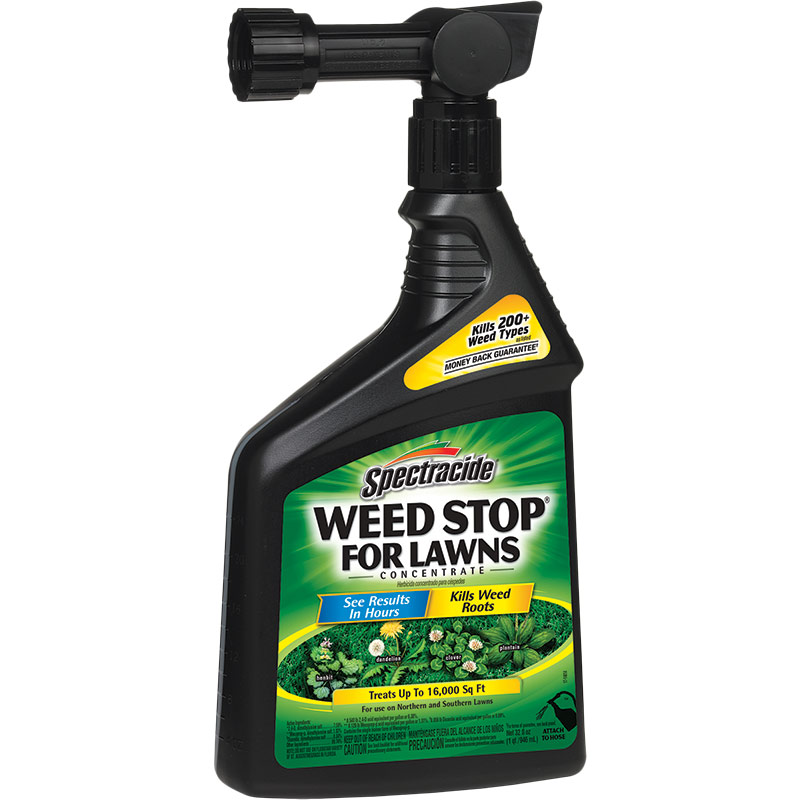32 Oz. Spectracide Weed Stop For Lawns - Gebo's