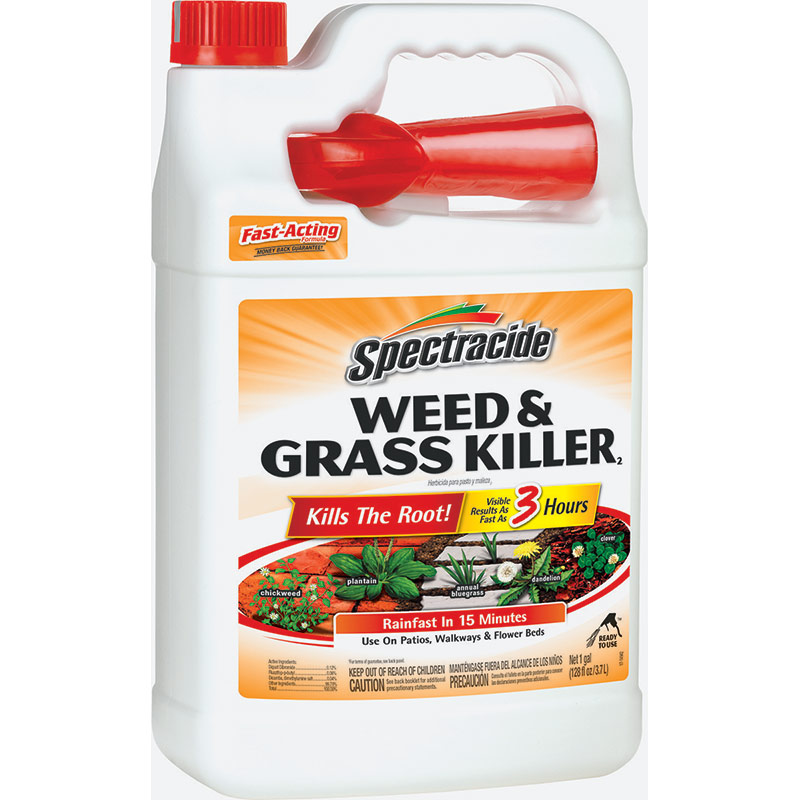 1 Gal. Spectracide Weed & Grass Killer - Gebo's