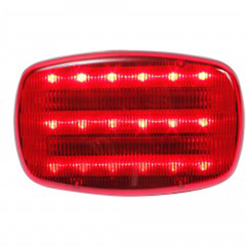 2 Function Red Safety Light - Gebo's