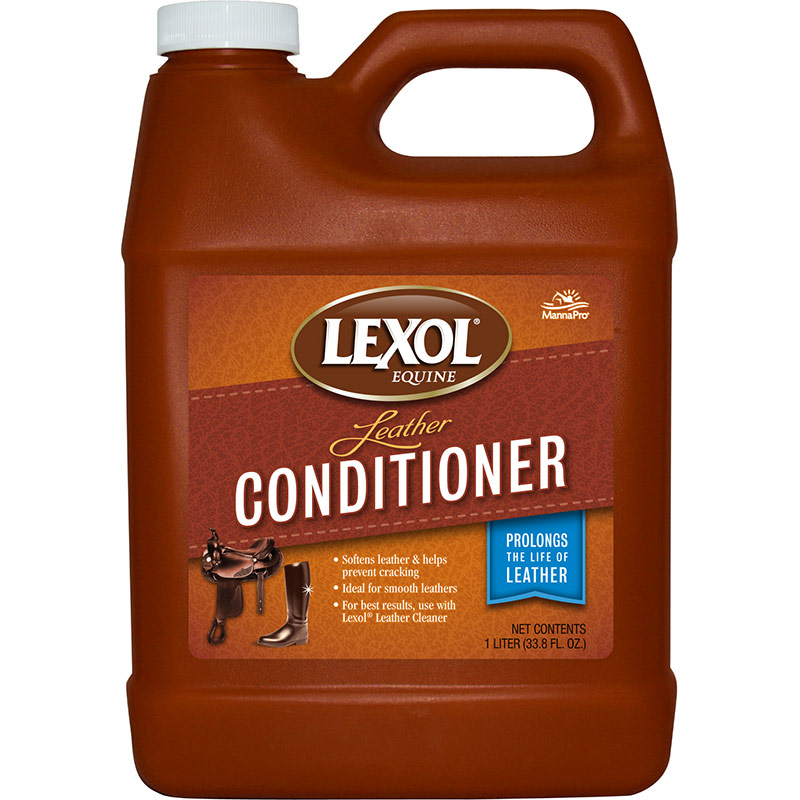 1 L. Lexol Leather Conditioner - Gebo's