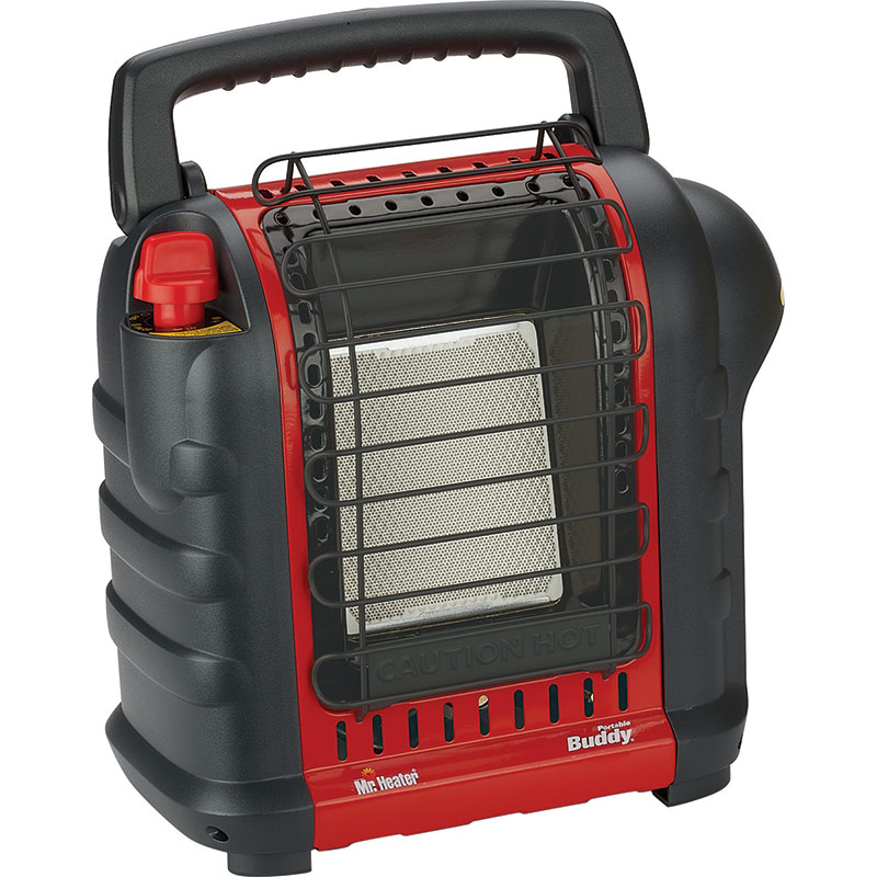 "MH9BX Portable ""Buddy"" Standard Heater - Gebo's"