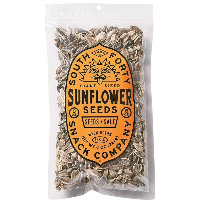 8 Oz. Giant Sunflower Seeds - Gebo's