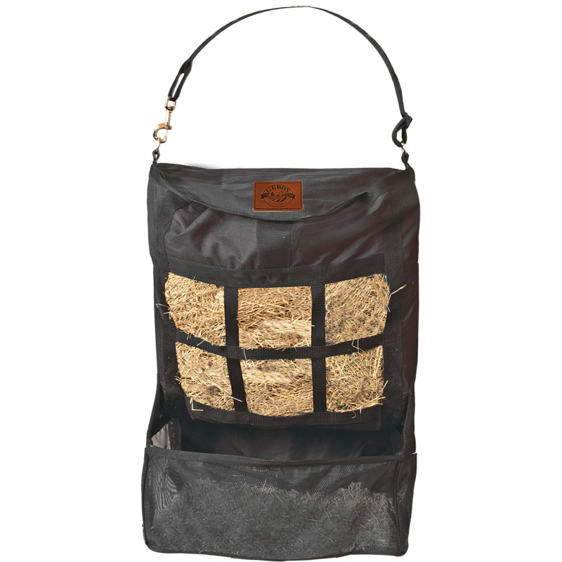 Feed Bag Multi Black - Gebo's